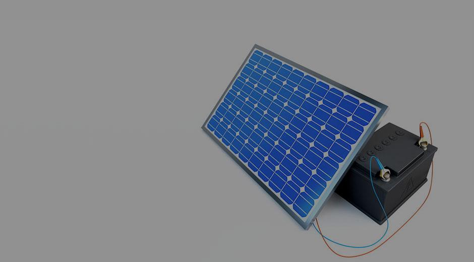 Speichersystemen / Batterien
